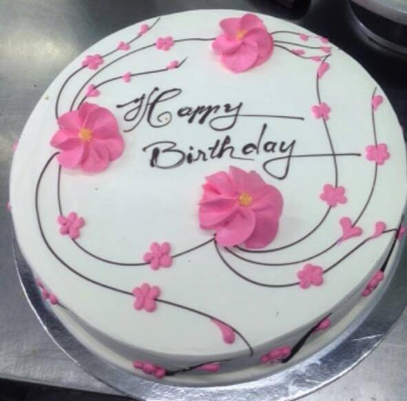 Bánh sinh nhật Mã B5460