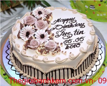 Bánh sinh nhật mã B1059