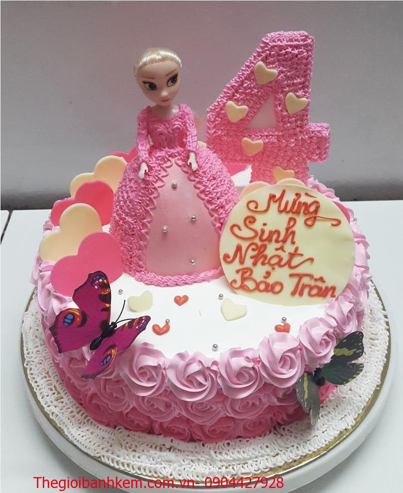 Bánh công chúa Mã B4207