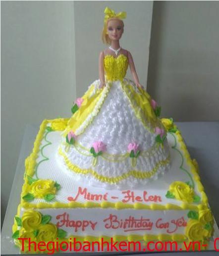 Bánh sinh nhật công chúa Mã 5707