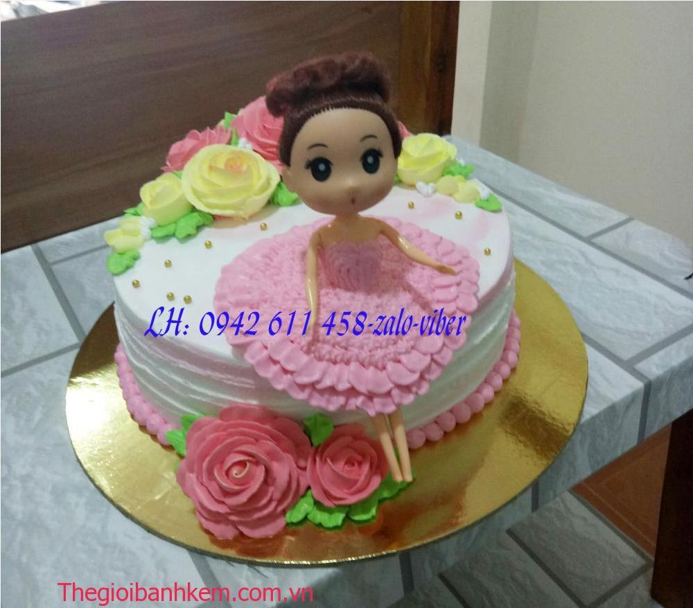 Bánh kem công chúa Mã B1499