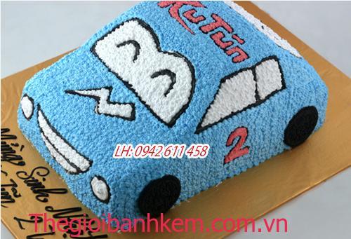 Bánh kem ô tô Mã B1503