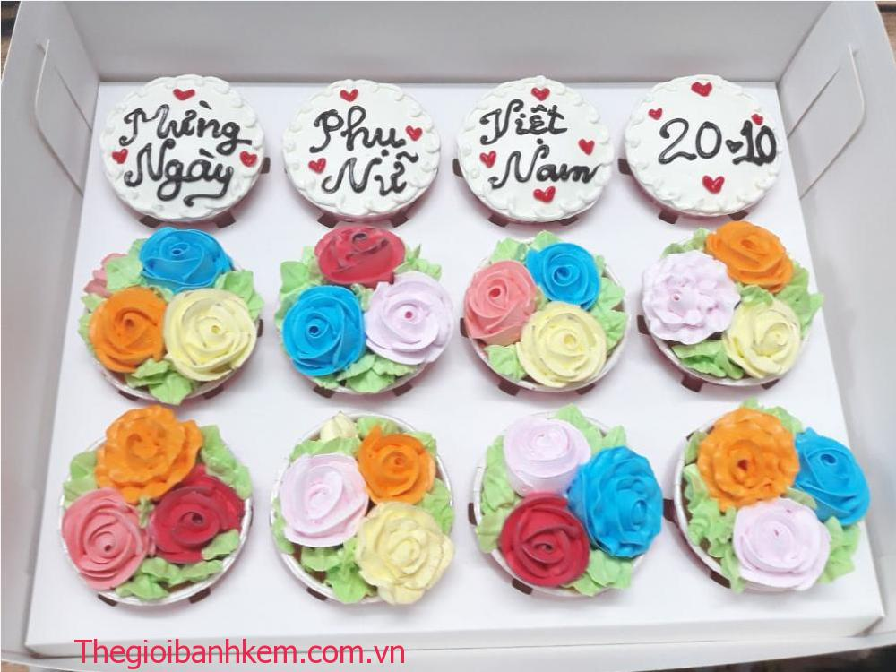 Bánh cupcake  Mã CC11