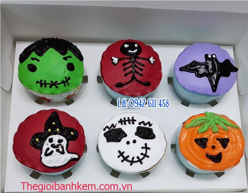 Cupcake Mã CC16