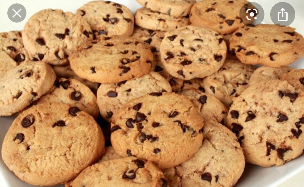 Bánh cookie socola chíp 1000 gram