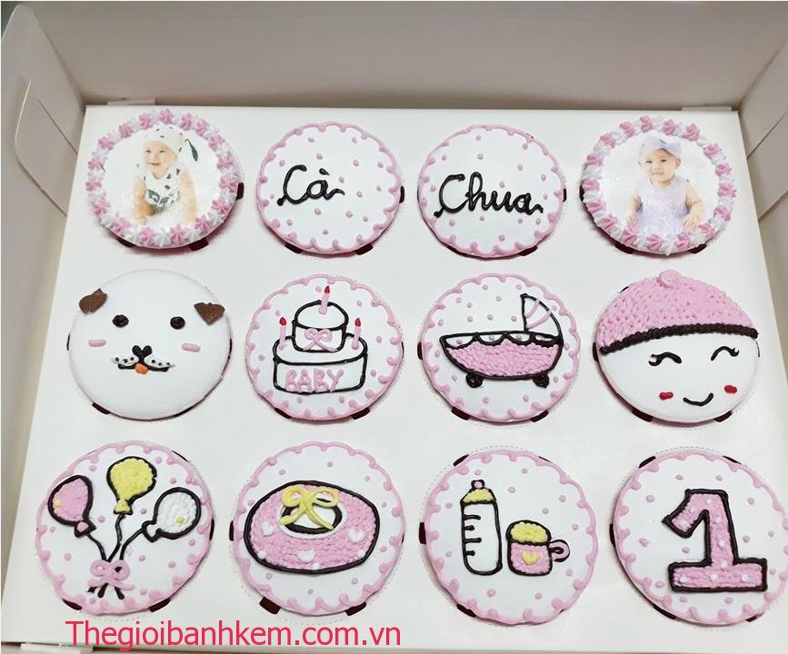 Bánh cupcake CC42