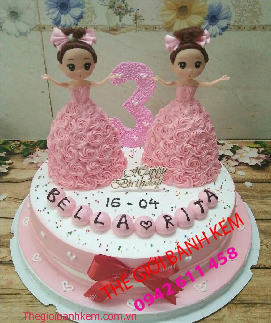 Bánh công chúa mã B5201